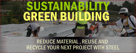 SUSTAINABILITY/GREEN BUILDING